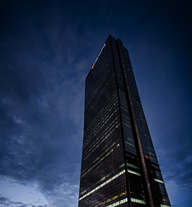برج مرکزی شهر