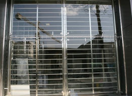 حفاظ استیل مخصوص پنجره